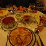 Dinner at Al Mounia